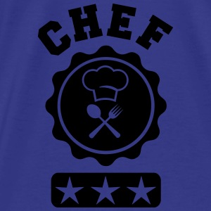 Chef University Bags & backpacks - Men's Premium T-Shirt