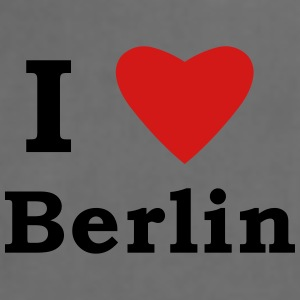 I Heart Berlin Bottles & Mugs - Adjustable Apron