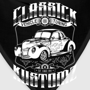 Classick Kustomz (white) Baby & Toddler Shirts - Bandana