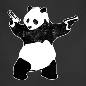 Panda Gun - Adjustable Apron
