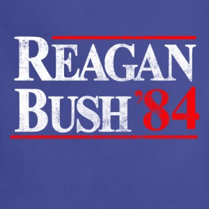 Reagan - Bush '84  - Adjustable Apron