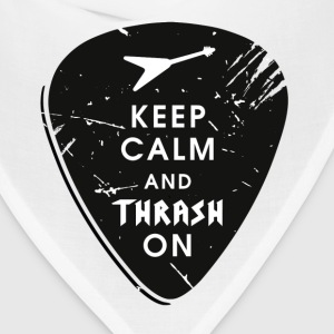 Keep calm and thrash on T-Shirts - Bandana