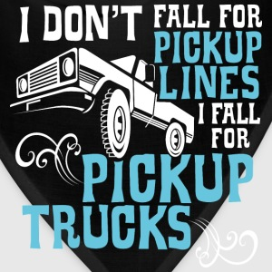 I Fall for Pickup Trucks - Bandana