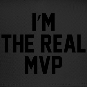 I'm the real MVP Women's T-Shirts - Trucker Cap