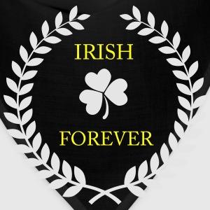 Irish Forever Zip Hoodies & Jackets - Bandana