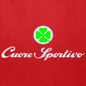 cuore sportivo T-Shirts - Tote Bag