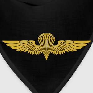NAVY- Jump Wings - Bandana