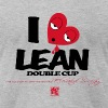 I Love Lean T-Shirts - Men's T-Shirt by American Apparel