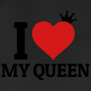 I love my Queen Hoodies - Leggings
