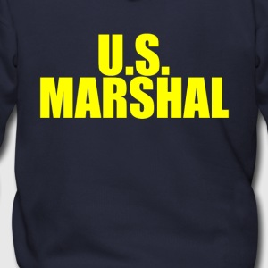 US Marshal (3) - Men's Zip Hoodie
