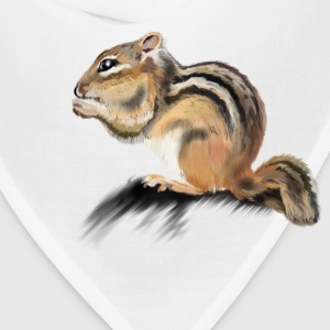 chipmunk T-Shirts - Bandana