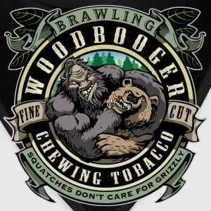 Woodbooger Chewing Tobacco - Bandana