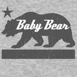 California Bear Family (BABY Bear) - Baseball T-Shirt