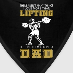 Lifting Dad - Bandana