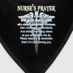 NURSE'S PRAYER - Bandana