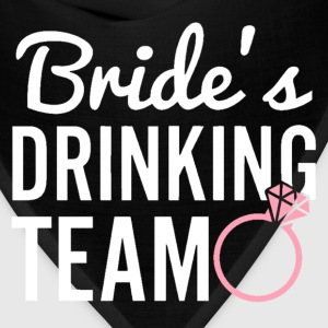 Bride's Drinking Team - Bandana