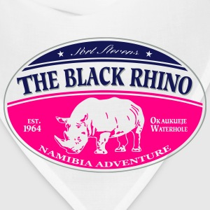 Black Rhino Namibia Safari Women's T-Shirts - Bandana