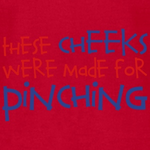 Cheeks Made for Pinching Baby & Toddler Shirts - Men's T-Shirt by American Apparel