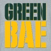 GREEN BAE T-Shirts - Unisex Tri-Blend T-Shirt by American Apparel