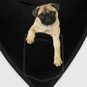 Dog in pocket T-Shirts - Bandana