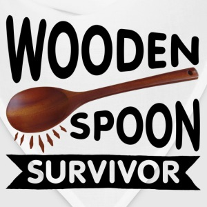 Wooden Spoon Survivor Women's T-Shirts - Bandana