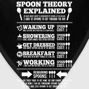 Spoon Theory Explained - Bandana