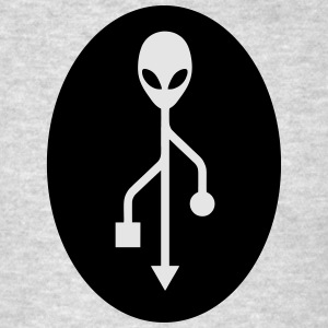 USB Alien Sportswear - Men's T-Shirt