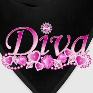 Diva Bling Tanks - Bandana