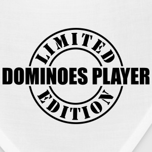 limited edition dominoes player t-shirt - Bandana