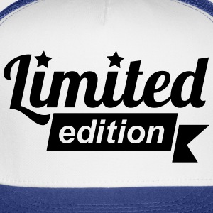limited edition T-Shirts - Trucker Cap