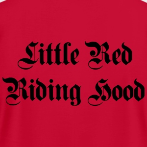 Little Red Riding Hood - Men's T-Shirt by American Apparel