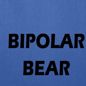0016 - Bipolar Bear - Tote Bag
