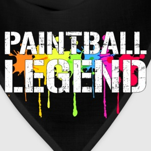 Paintball Legend T-Shirts - Bandana