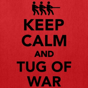 Keep calm and tug of war T-Shirts - Tote Bag