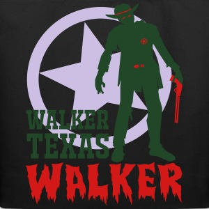 Walker Texas Walker - Eco-Friendly Cotton Tote