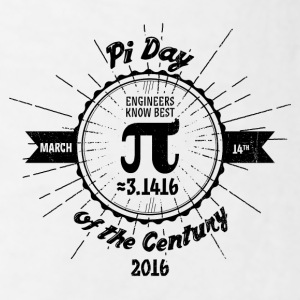 Engineers' Pi Day of the Century 2016 - Men's T-Shirt