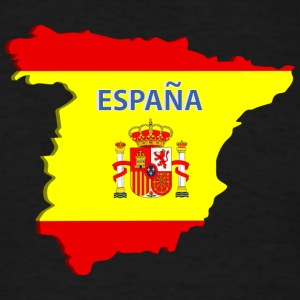 Spain map Sportswear - Men's T-Shirt