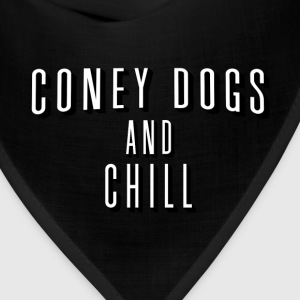 Coney Dogs and Chill T-Shirts - Bandana