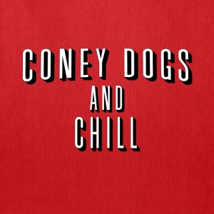 Coney Dogs and Chill T-Shirts - Tote Bag