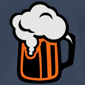 beer alcohol logo icon drawing 312 Sportswear - Men's Premium T-Shirt