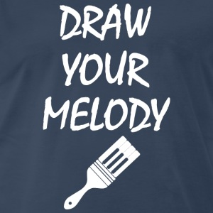 Melody brush Sportswear - Men's Premium T-Shirt