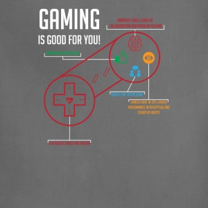 Gaming is Good for You - Adjustable Apron