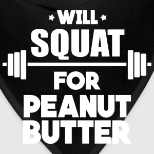 Squat for Peanut Butter Tanks - Bandana