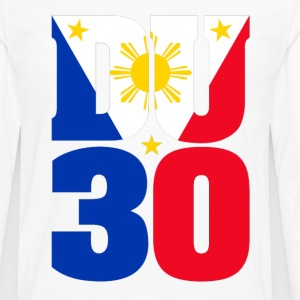 du30_flag T-Shirts - Men's Premium Long Sleeve T-Shirt