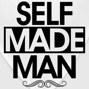 self made man T-Shirts - Bandana