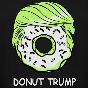 Donut Trump T-Shirts - Men's Tall T-Shirt