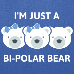 Bi-Polar Bear - Tote Bag