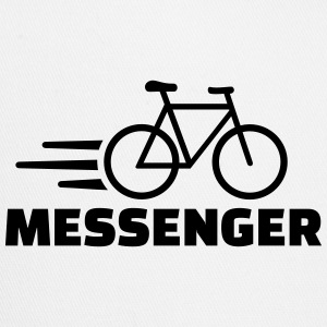 Bike messenger Mugs & Drinkware - Trucker Cap