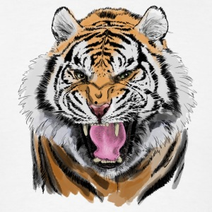 tiger Sportswear - Men's T-Shirt