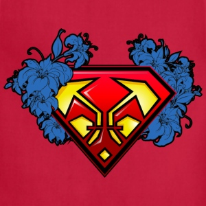 supergirl - Adjustable Apron